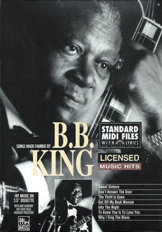 Songs Made Famous by B.B. King (1551700573) by King, B.B.