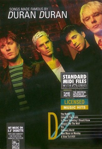 9781551701387: Songs Made Famous by Duran Duran