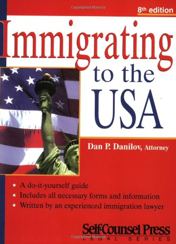 9781551804026: Immigrating to the USA