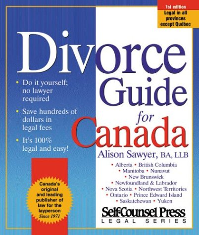 Divorce guide for canada paperback by alison sawyer ba llb self divorce guide for canada paperback alison sawyer ba llb solutioingenieria Images