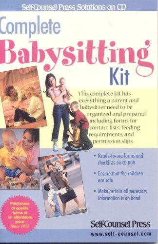 9781551805870: Complete Babysitting Kit