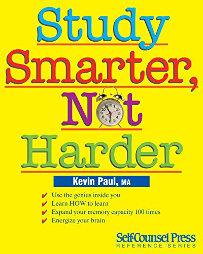 9781551808499: Study Smarter, Not Harder (Reference Series)
