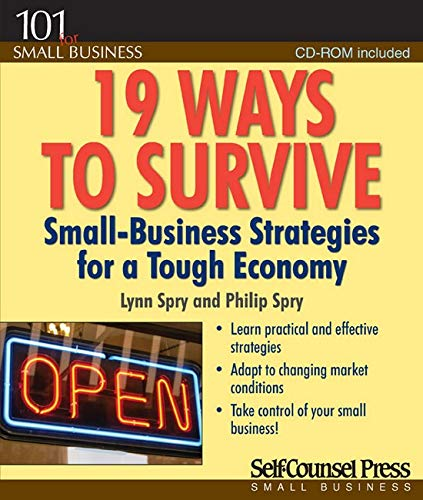 19 Ways to Survive in a Tough: Spry, Lynn, Spry,