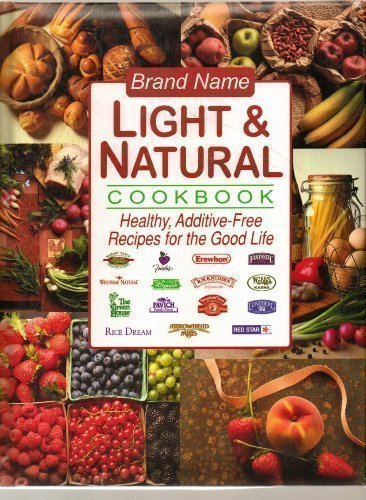 Brand Name Light & Natural Cookbook
