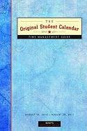 9781551860688: The Original Student Calendar: August 16, 2010 to August 28, 2011