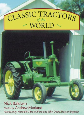 9781551921839: Classic Tractors of the World