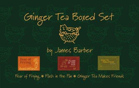 Ginger Tea Set (1551923149) by James Barber