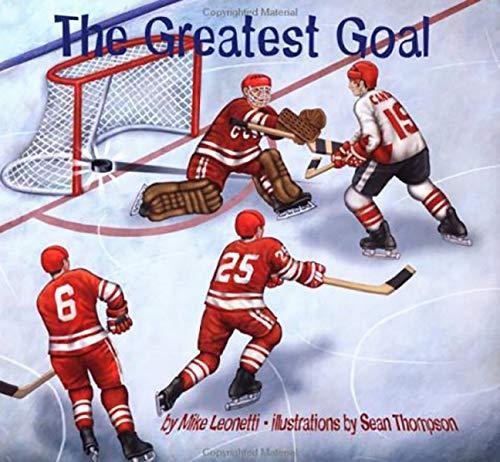 9781551923185: The Greatest Goal (Hockey Heroes Series)