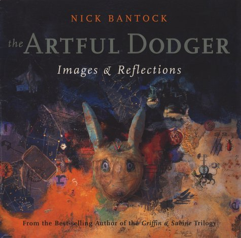 Artful Dodger: Nick Bantock