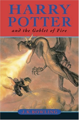 9781551923376: Harry Potter and the Goblet of Fire (Book 4)
