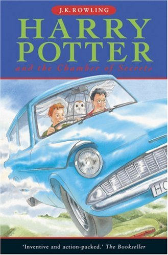 Harry Potter and the Chamber of Secrets: rowling