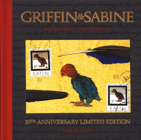 9781551924014: Griffin and Sabine : An Extraordinary Correspondence [Hardcover] by