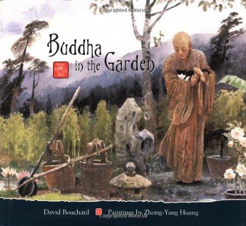 Buddha in the Garden: David Bouchard