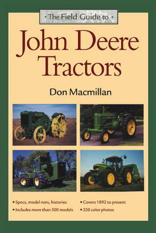 9781551924854: The Field Guide to John Deere Tractors