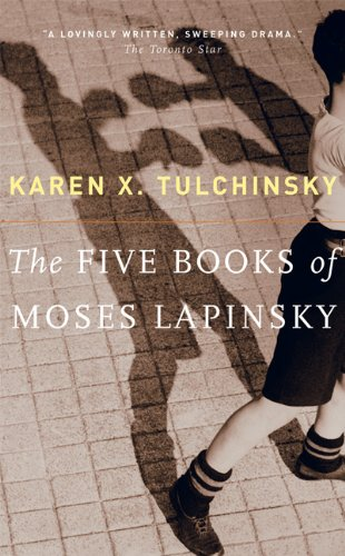 9781551925561: The Five Books of Moses Lapinsky