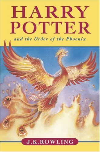 9781551925707: Harry Potter And The Order Of The Phoenix