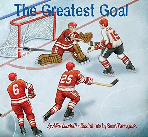 9781551925745: The Greatest Goal (Hockey Heroes Series)