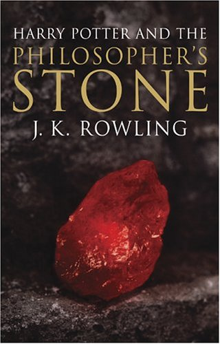 9781551927008: Harry Potter and the Philosopher's Stone (Book 1) [Adult Edition]