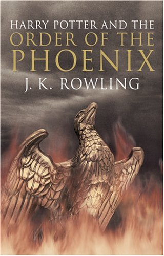 Harry Potter and the Order of the: J. K. Rowling