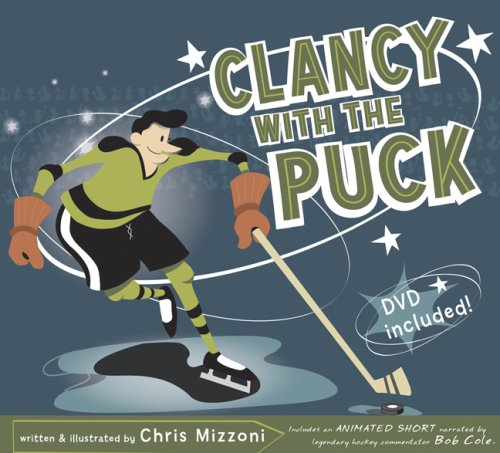 9781551928043: Clancy with the Puck