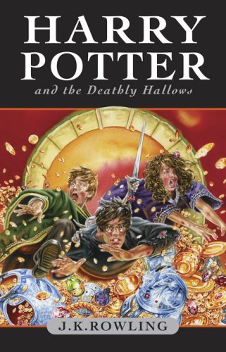 Harry Potter and the Deathly Hallows Children's Paperback Edition