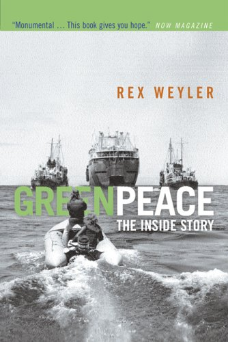 9781551928418: Greenpeace: The Inside Story