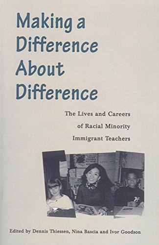 Making a Difference About Difference: The Lives: Dennis Thiessen