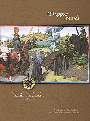 9781551951874: Mappae Mundi: Representing the World and its Inhabitants in Texts, Maps, and Images in Medieval and Early Modern Europe