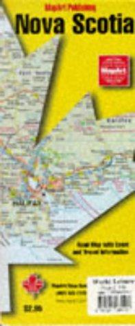 9781551985107: *****Voir Mpnscotia********** (Canadian Maps)