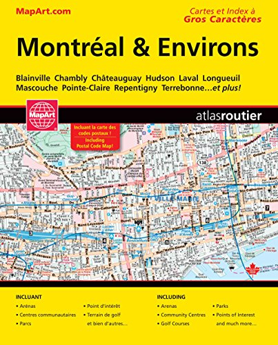 9781551988832: Montreal & Environs, QC