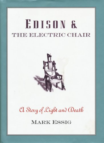 9781551991153: Edison and the Electric Chair