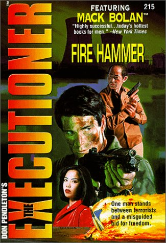 9781552044032: Fire Hammer (Executioner)