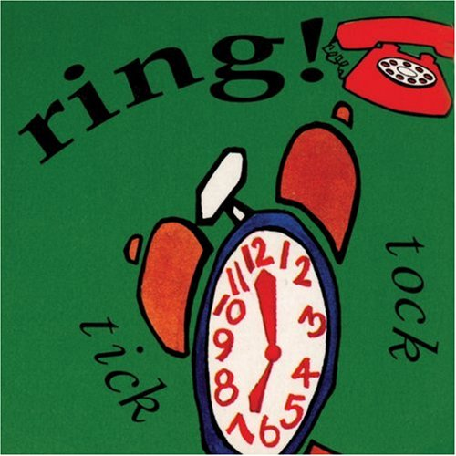 9781552090367: RING! tick tock (Snappy Sounds)