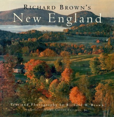 Richard Brown's New England (9781552090701) by Richard Brown