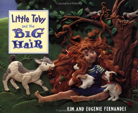 9781552092576: Little Toby and the Big Hair