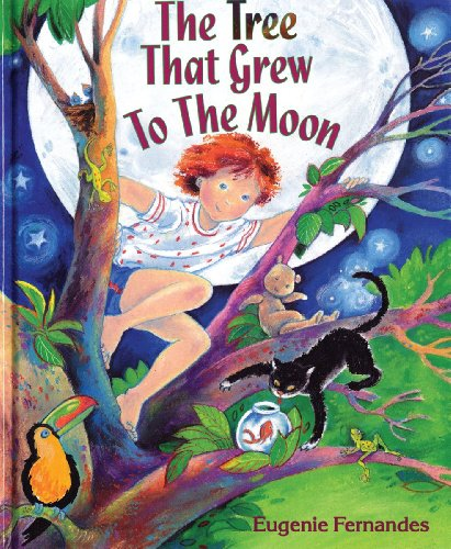 9781552092828: The Tree That Grew to the Moon
