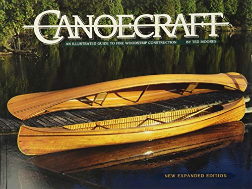 9781552093429: Canoecraft: An Illustrated Guide to Fine Woodstrip Construction