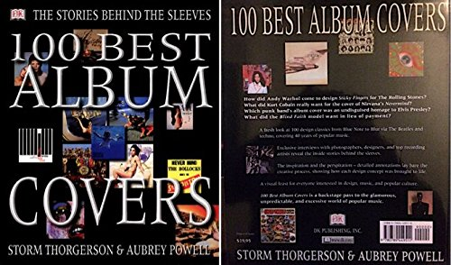 9781552093917: Title: 100 Best Album Covers the Stories Behind