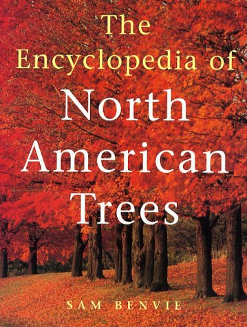 9781552094082: The Encyclopedia of North American Trees