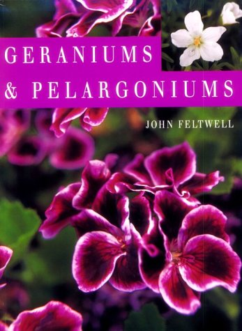 9781552094648: Geraniums and Pelargoniums