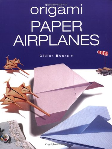 9781552096161: Origami Paper Airplanes
