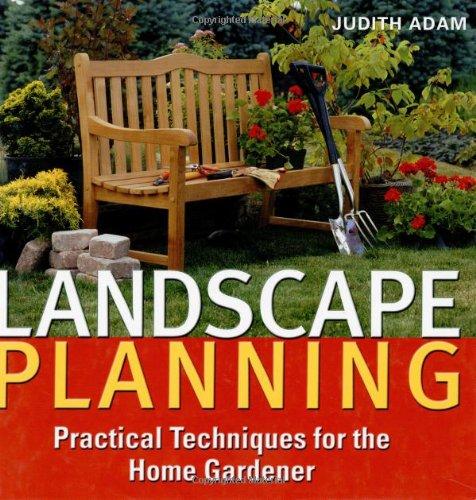 9781552096208: Landscape Planning: Practical Techniques for the Home Gardener