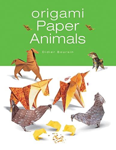 9781552096222: Origami Paper Animals