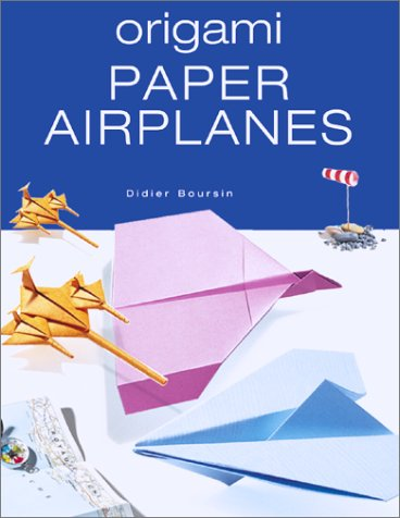 9781552096260: Origami Paper Airplanes