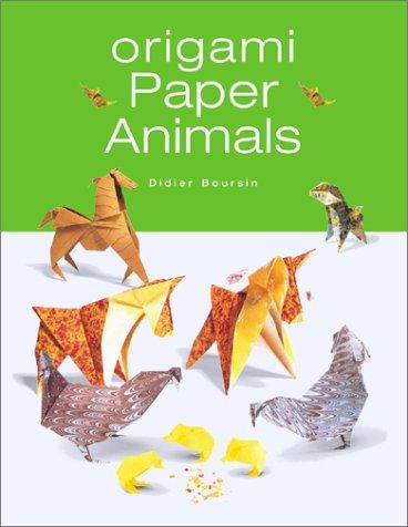 9781552096284: Origami Paper Animals