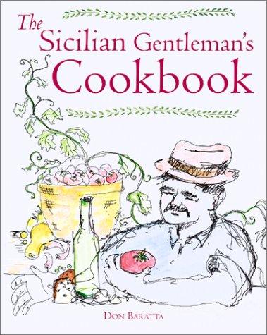 9781552096321: The Sicilian Gentleman's Cookbook