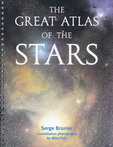 9781552096437: The Great Atlas of the Stars