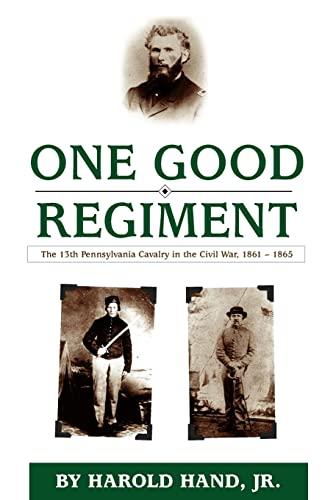 9781552124604: One Good Regiment
