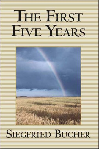 9781552124956: The First Five Years