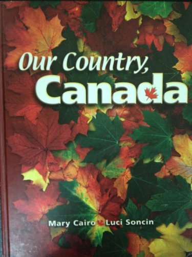 9781552202012: Our Country, Canada